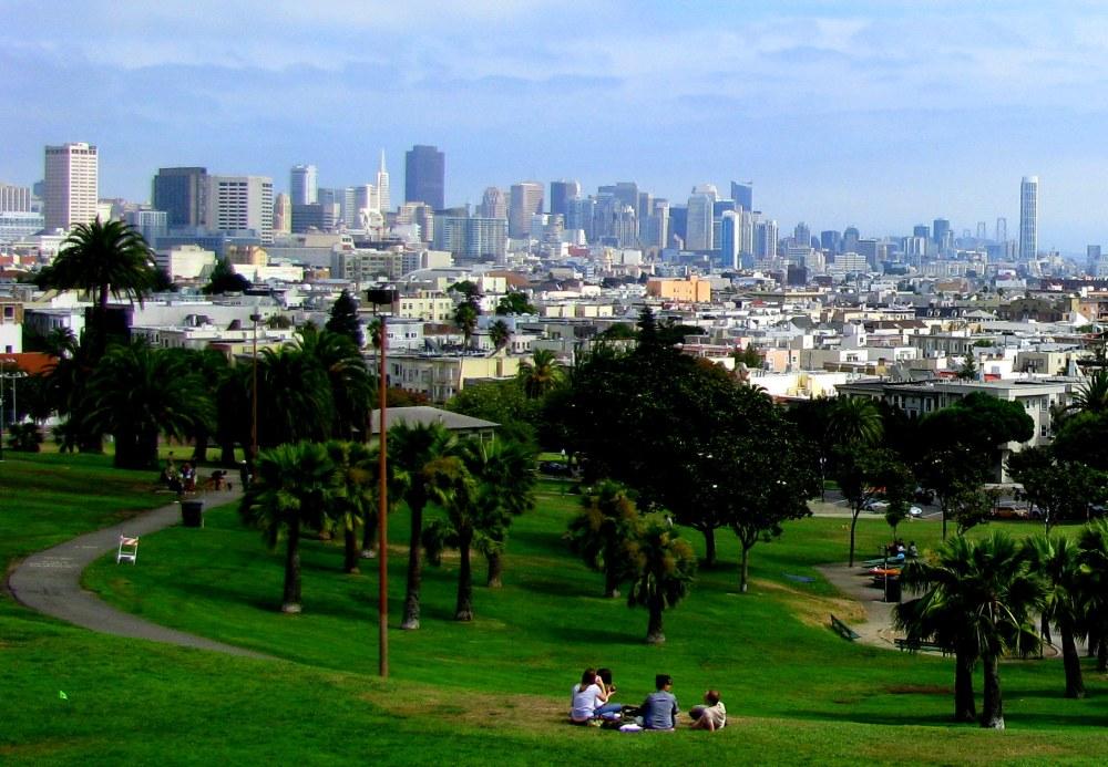 Die präsenile Bettflucht & das H Café in SF