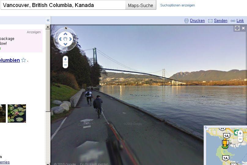 Nackte Tatsachen gegen Google Street View (2/2)
