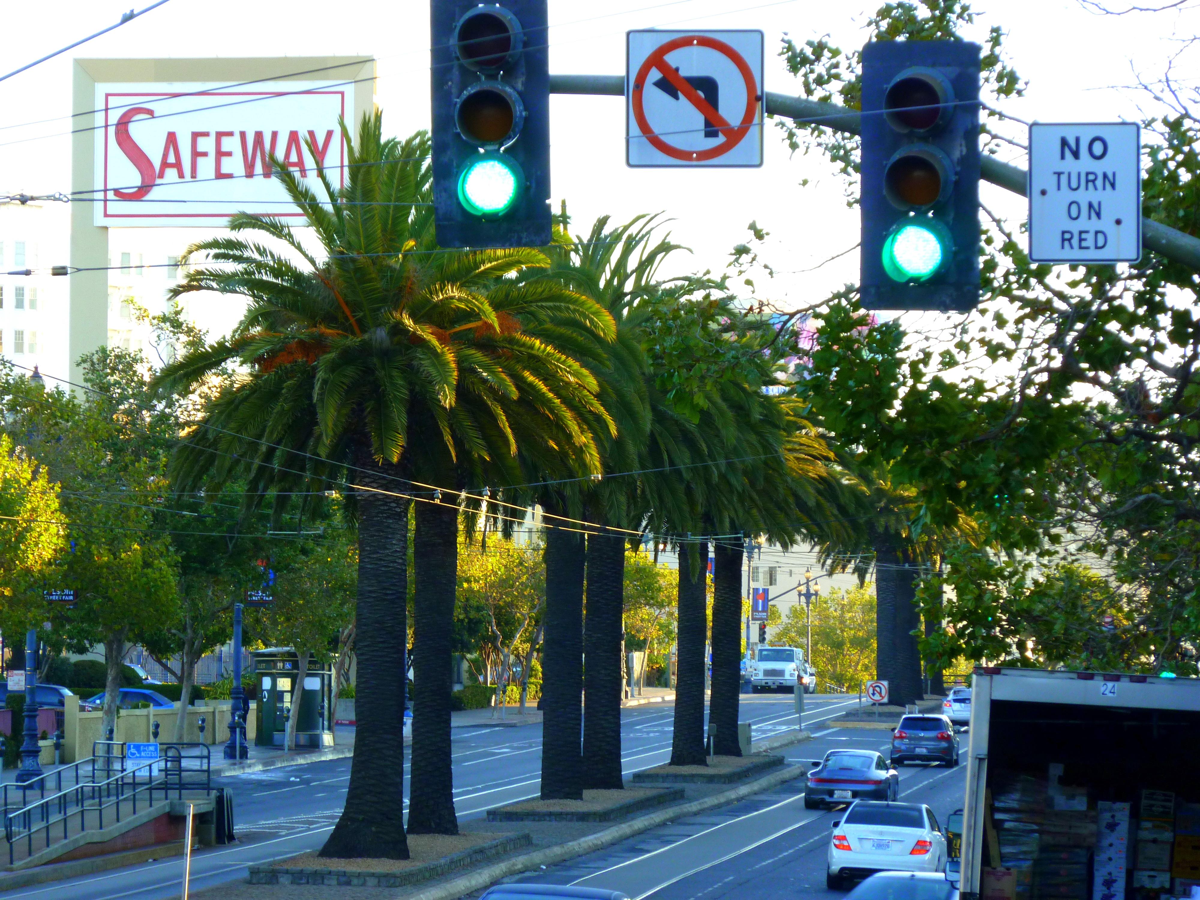 Zeitunterschied San Francisco