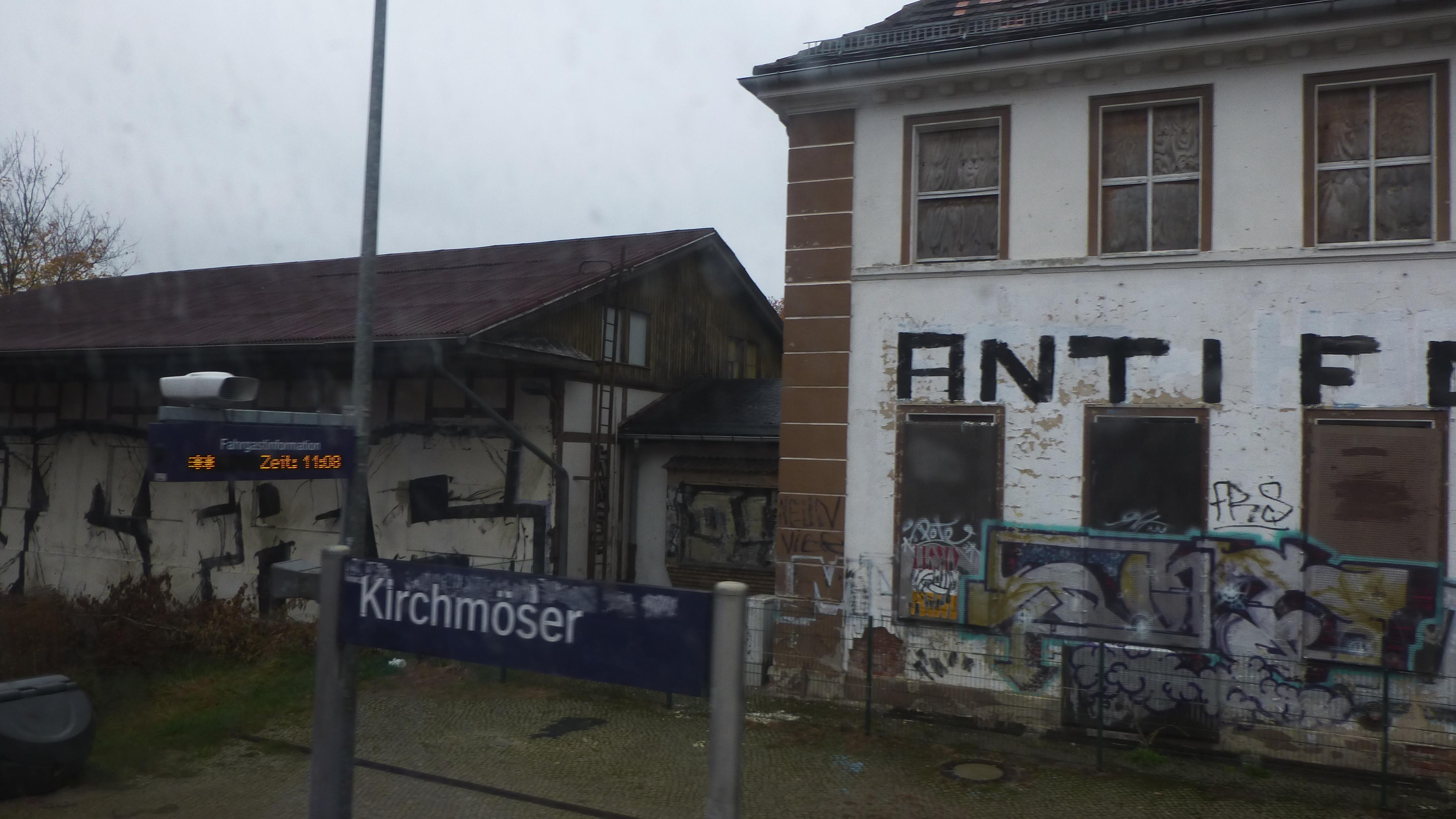 Bahnfahrt Nach Berlin Mit Hotel