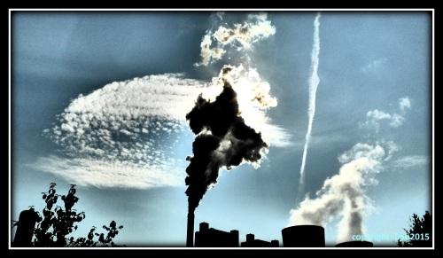 Kraftwerk Schkopau, 3. Oktober 2015