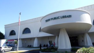 Böse öffentliche Bibliothek (Sarasota)