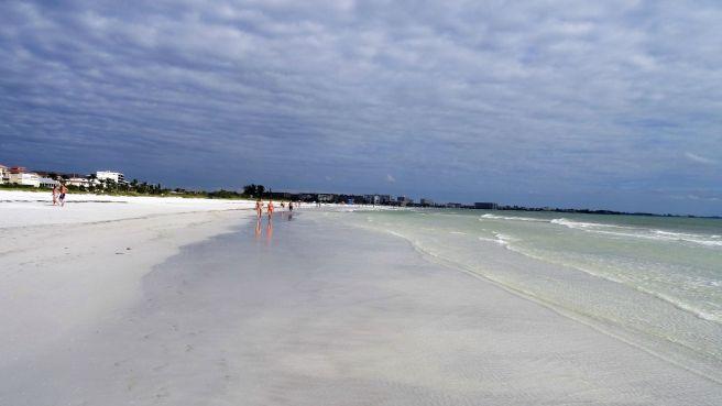 Böser Strand