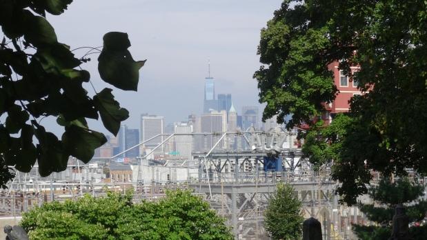 NYC Tag 7: Brunch beiFreunden